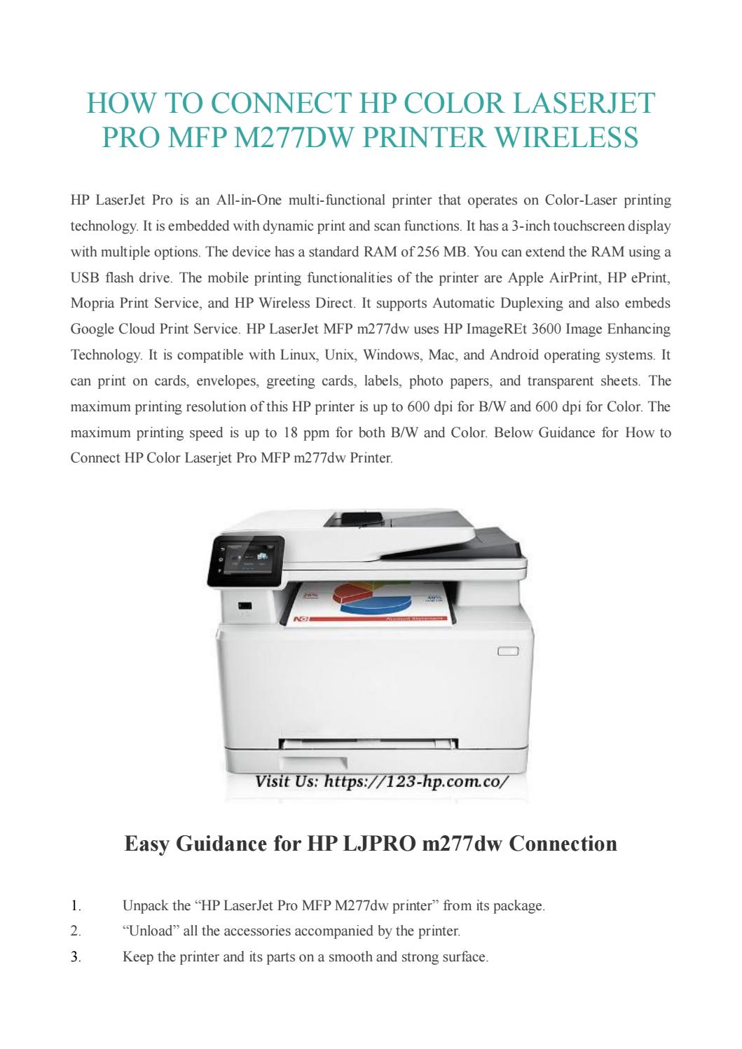 HP Printers - No Connection after Router or Wi-Fi Settings Change ...