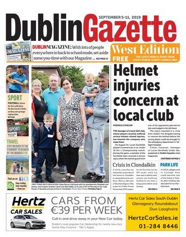 Lucan by Dublin Gazette issuu