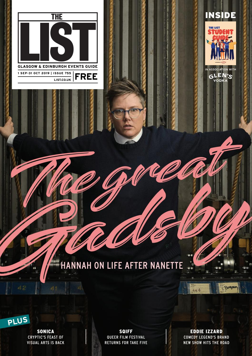 The List Issue 755 By The List Ltd Issuu