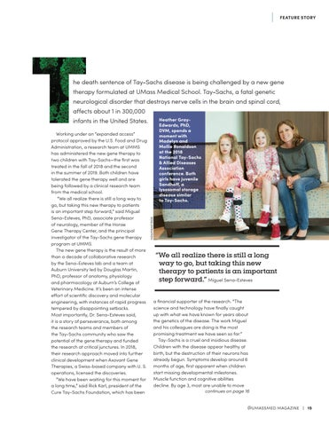 Page 17 of New hope for Tay-Sachs disease