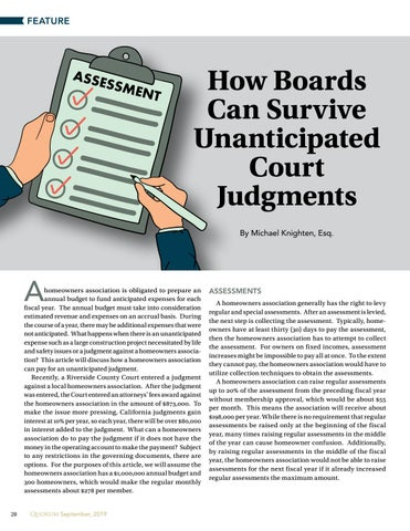 Page 28 of How Boards Can Survive Unanticipated Court Judgements