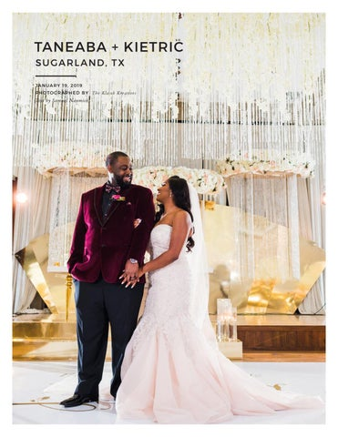 Page 140 of Texas Wedding: Taneaba + Kietric