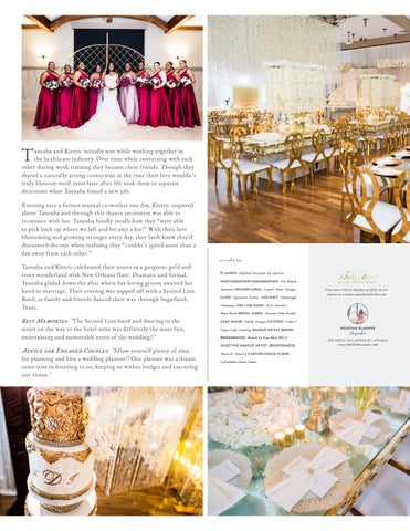 Page 141 of Texas Wedding: Taneaba + Kietric