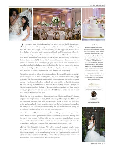Page 147 of Virginia Wedding: Myrina + Joseph