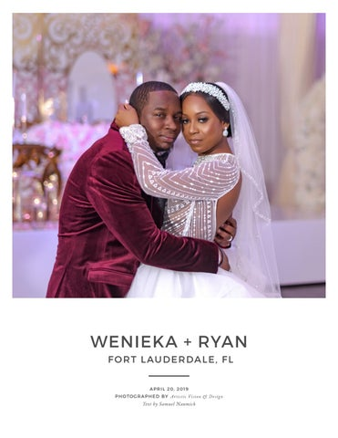 Page 148 of Florida Wedding: Wenieka + Ryan