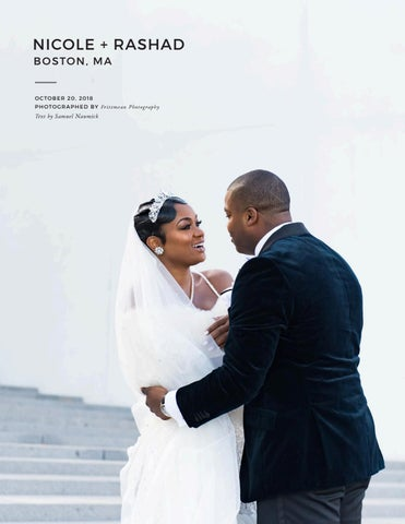 Page 158 of Boston Wedding: Nicole + Rashad