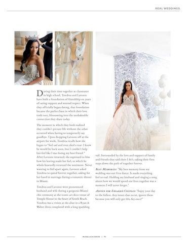 Page 75 of Miami Wedding: Tondrea + Lavonte