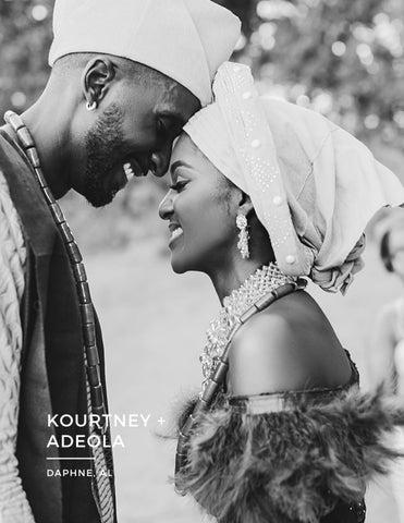Page 78 of Alabama Wedding:  Kourtney and Adeola