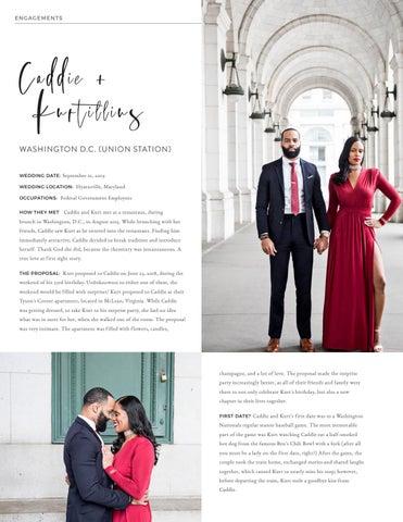 Page 92 of D.C. Engagement Session: Caddie + Kurtillius