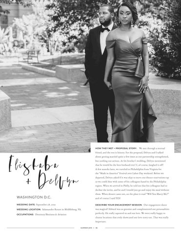 Page 96 of D.C. Engagement Session: Elishaba & Delvyn