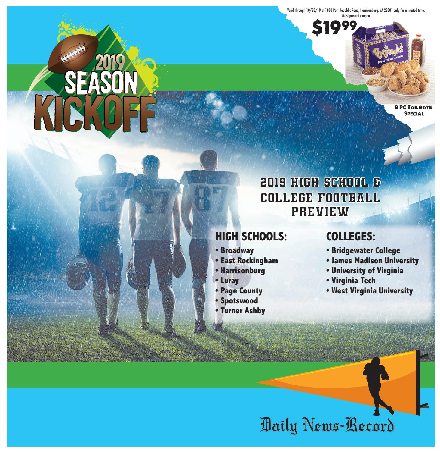 2019 Football by Daily News-Record - issuu