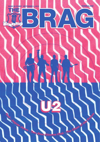 The Brag #747 by The Brag Magazine - issuu