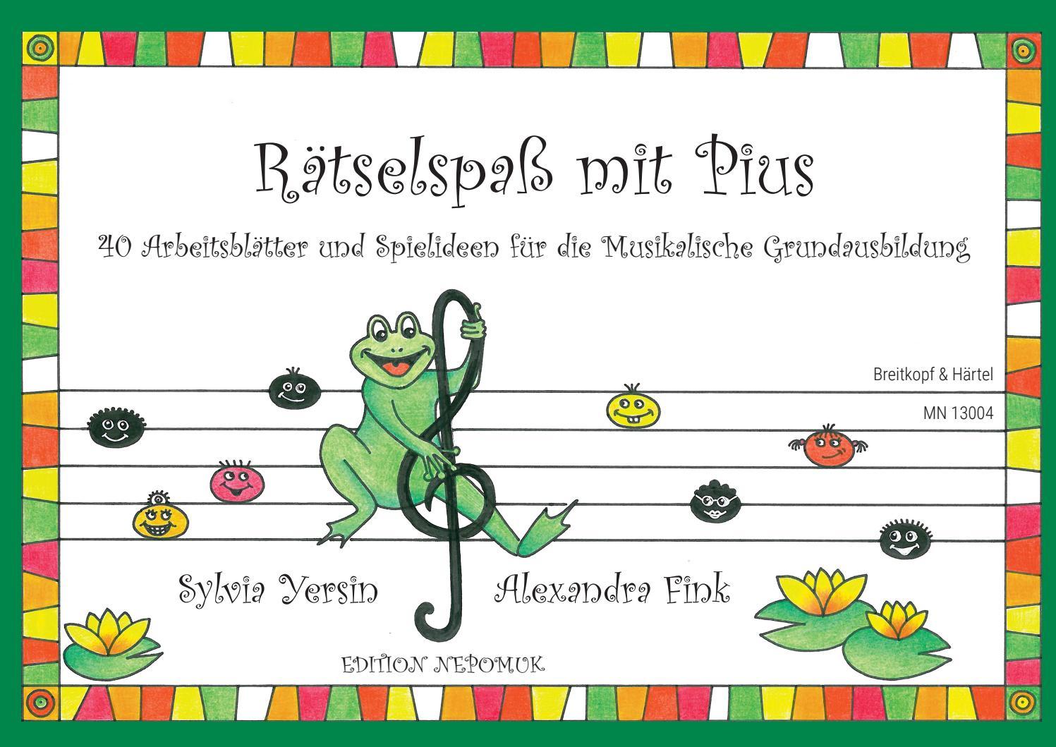 MN 20 – Fink, Rätselspaß mit Pius by Breitkopf & Härtel   issuu