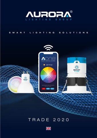 Uk Catalogue Aurora Trade 2020 By Lighting Issuu