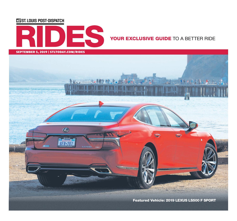 Rides 9 5 19 by stltoday com - issuu