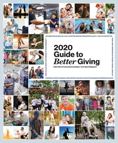Elmore County Fair 2020.2020 Guide To Better Giving Indian River Community