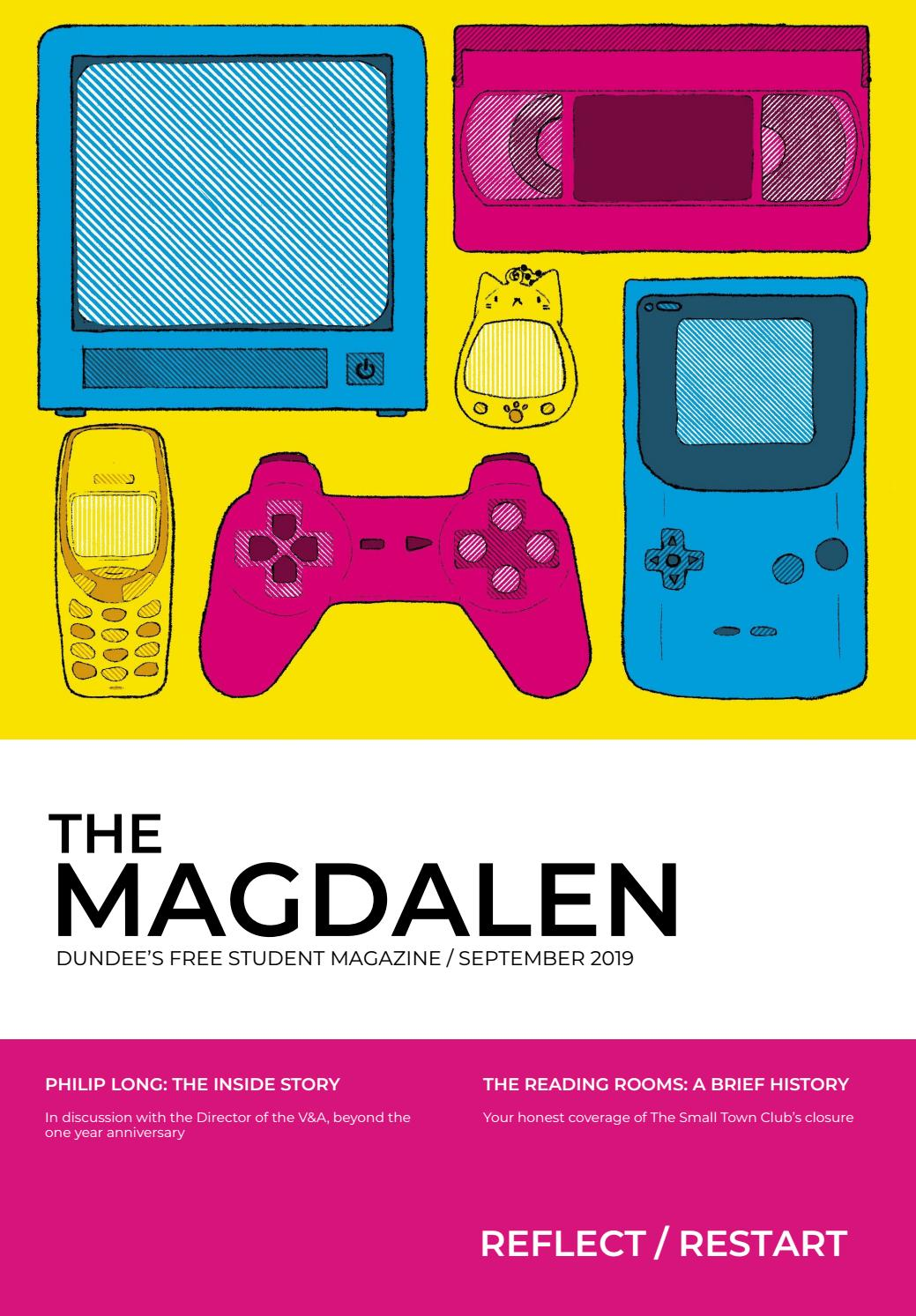 Issue 77 September By The Magdalen Issuu