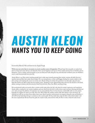 Page 37 of Interview with New York Times Best Selling Author: Austin Kelon