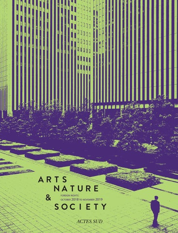 Catalog 2019 Arts and Nature – Foreign Rights by Actes Sud ...