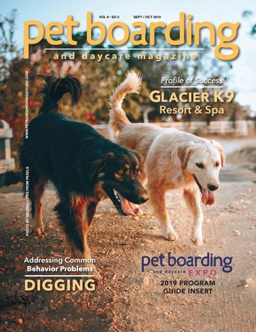 Pet Boarding and Daycare September October 2019 by Barkleigh