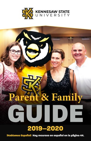 Kennesaw State Academic Calendar >> Kennesaw State University Parent Family Guide By