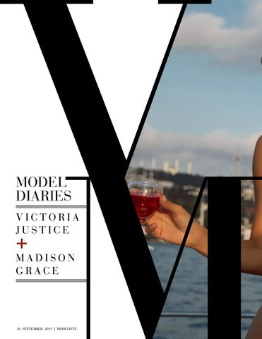 Page 18 of Model Diaries: Victoria Justice + Madison Grace