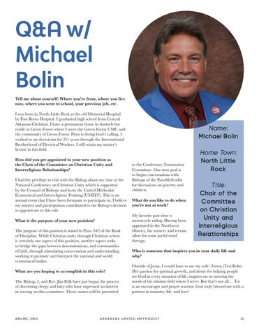 Page 11 of Q&A w/ Michael Bolin