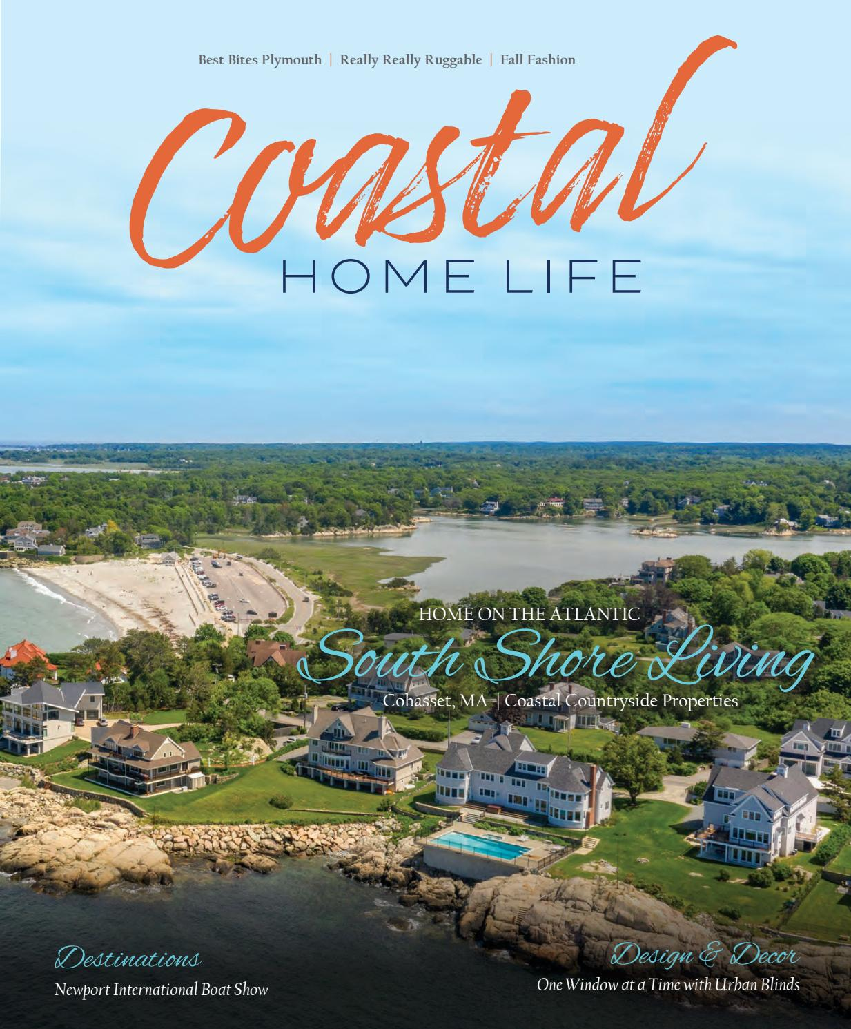 Coastal Home Life September October 2019 By New England Dot