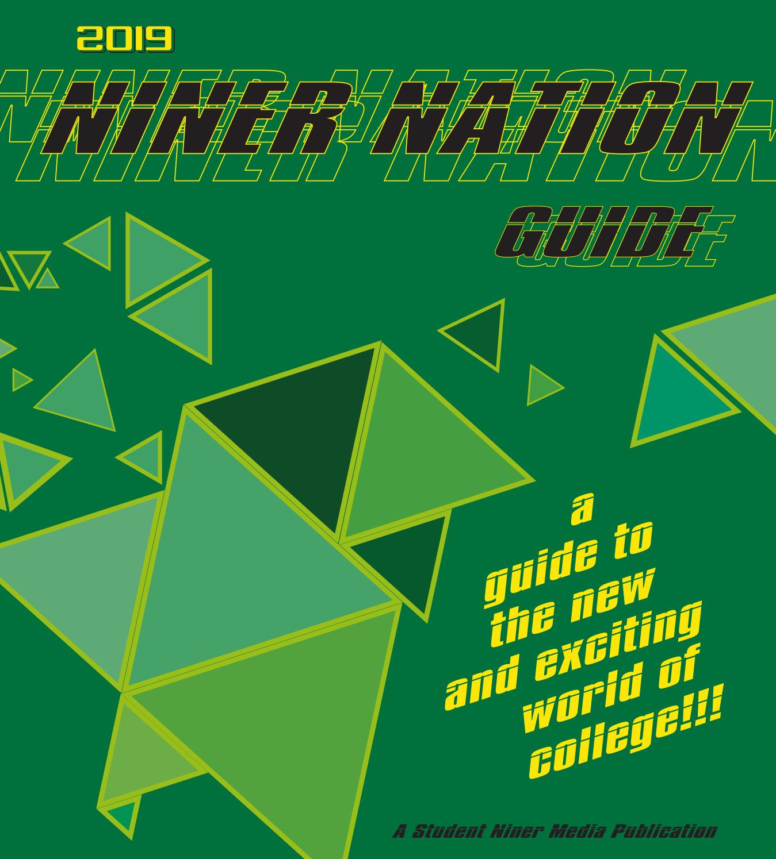 2019 Niner Nation Guide by Niner Times - issuu