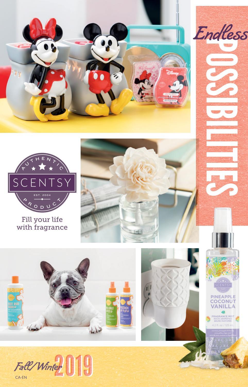Scentsy 2019 Fall Winter Catalog By Bonny L Issuu