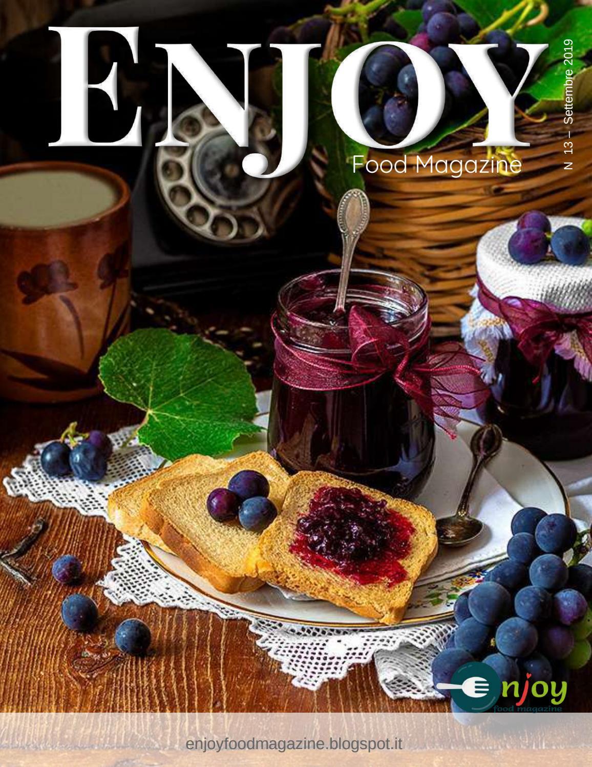 Far Bollire Vasetti Marmellata enjoy food magazine n°13 by enjoyfoodmagazine - issuu