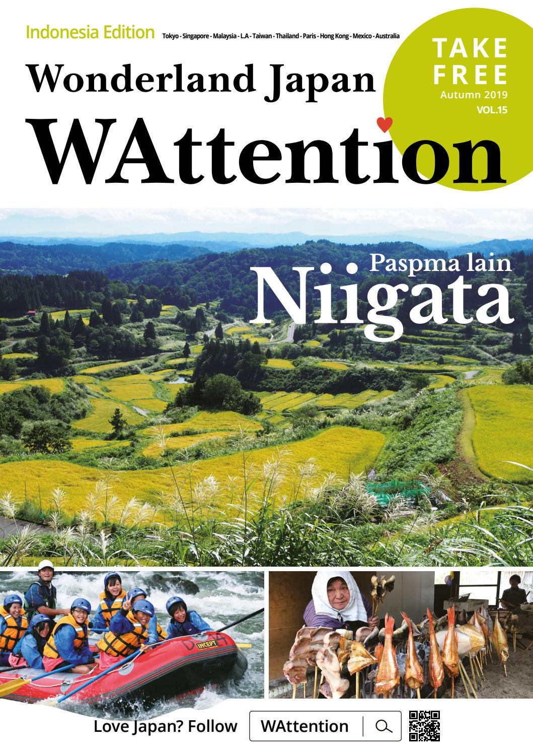 Wattention Indonesia Vol 15 By Wattention Issuu
