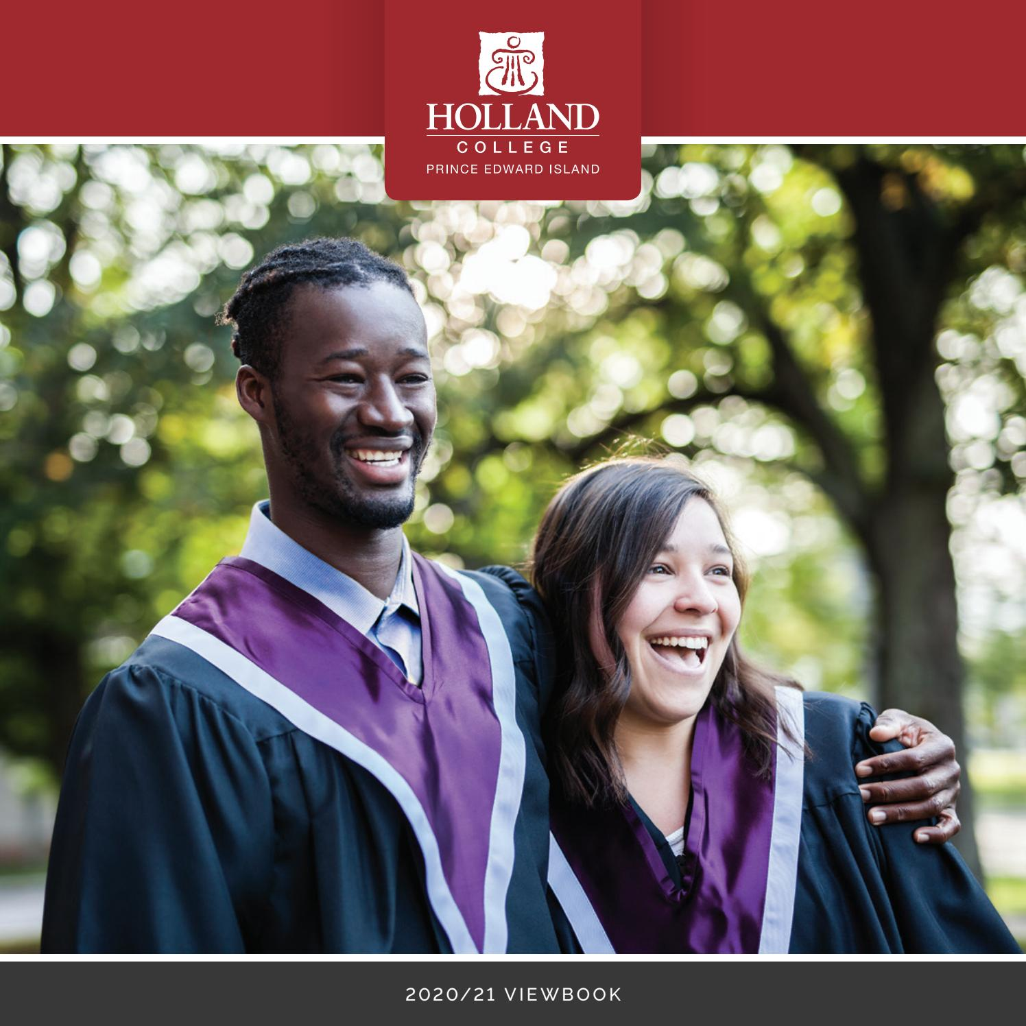 Tcc Graduation 2020.Holland College 2020 21 Viewbook By Holland College Issuu