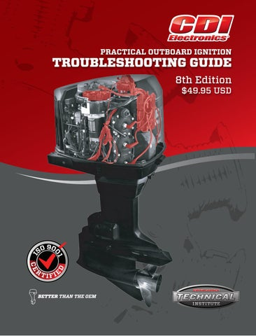 mercury 500 wiring issues cdi electronics practical outboard ignition troubleshooting  cdi electronics practical outboard