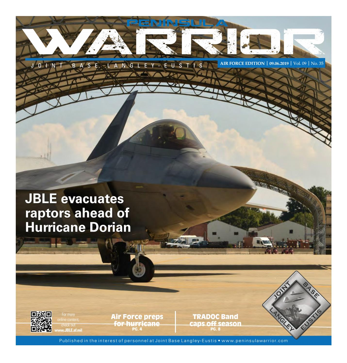 Peninsula Warrior Air Force Edition by Military News - issuu