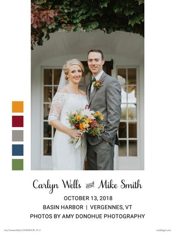 Page 166 of REAL WEDDINGS: Carlyn & Mike