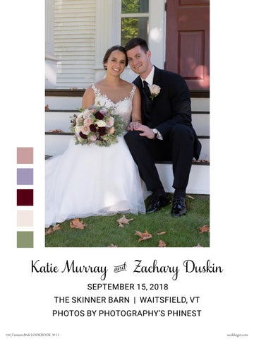 Page 220 of REAL WEDDINGS: Katie & Zachary