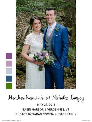 Page 24 of REAL WEDDINGS: Heather & Nicholas