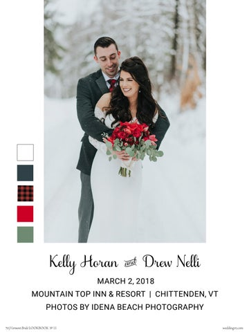 Page 70 of REAL VERMONT WEDDINGS: Kelly & Drew
