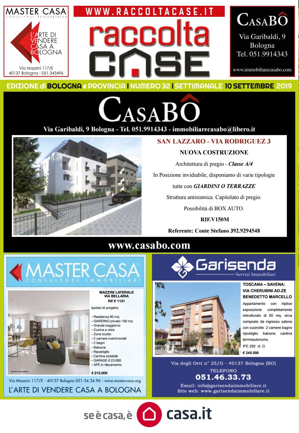 Spazio Vitale Studio Immobiliare raccoltacase bologna 32 - 2019 by publidok s.r.l. - issuu