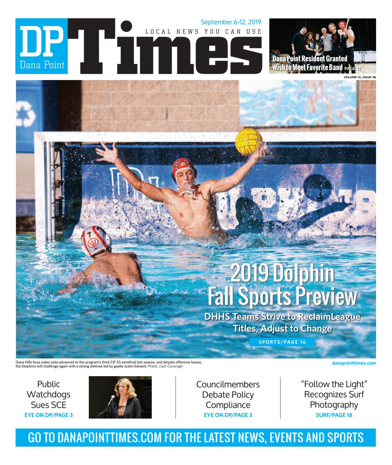 September 6, 2019 by Dana Point Times - issuu