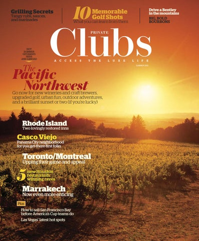 Private Clubs Spring 2012 by PrivateClubsArchives issuu