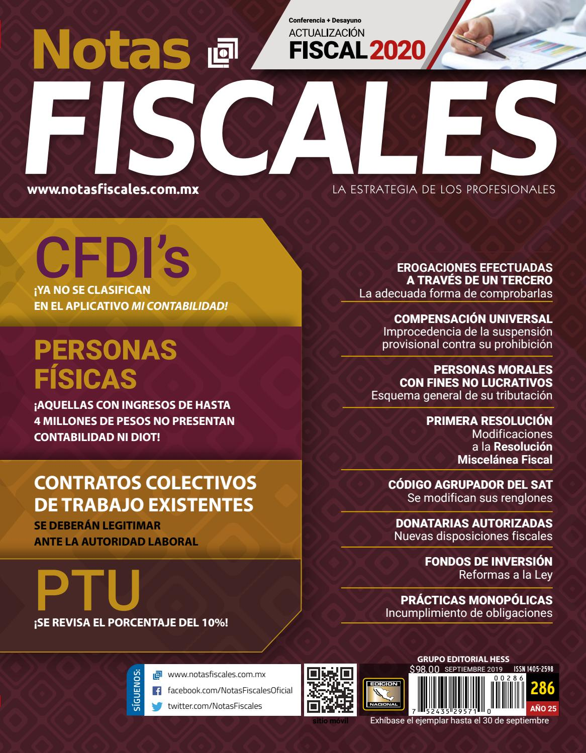 Revista Notas Fiscales De Sept 2019 By Maripositajg Issuu