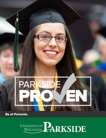 Uw Graduation 2020.Uw Parkside 2020 Viewbook By University Of Wisconsin