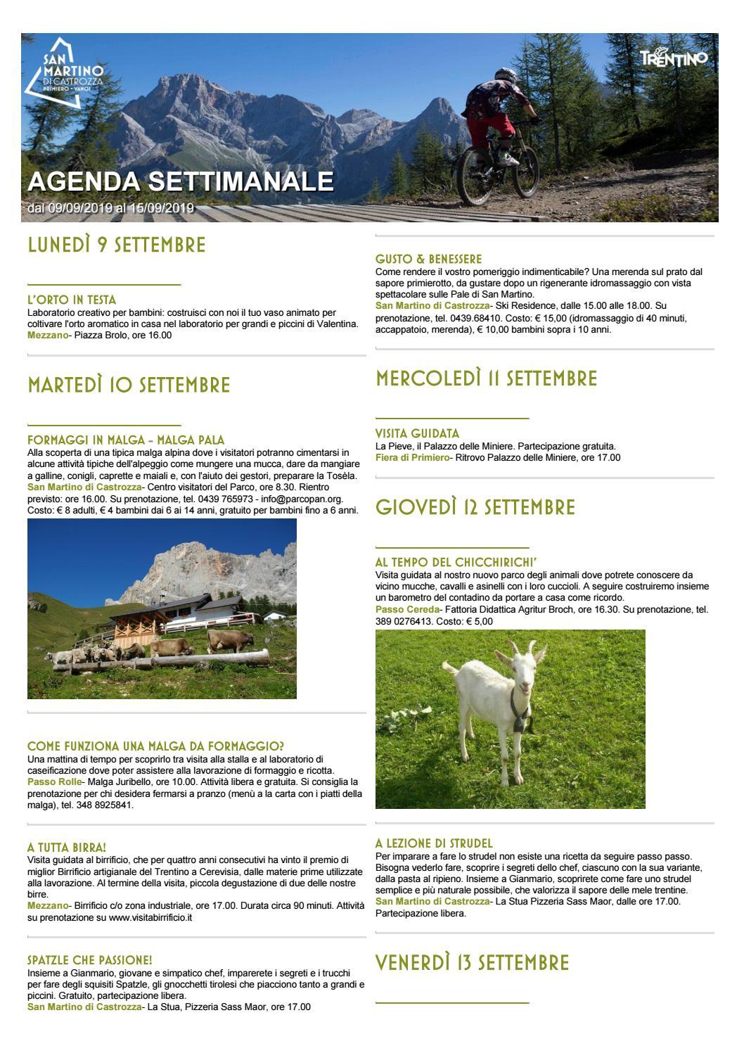 Prato Rigenerante Come Funziona agenda eventi 9-15 settembre 2019 by apt s.mart - issuu