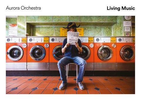 Aurora Orchestra Living Music 2019 20 Season By Aurora Orchestra