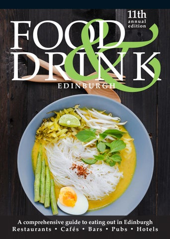 Edinburgh Food Drink Guide 2019 By Food Drink Guides Issuu
