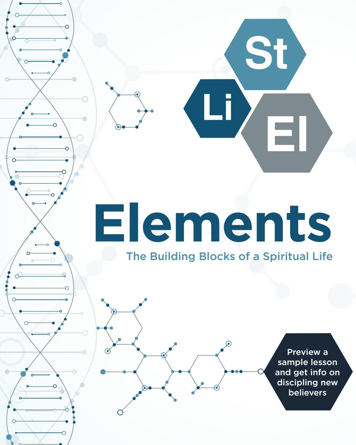 Elements New Convert's Preview Book by Pentecostal Life ...