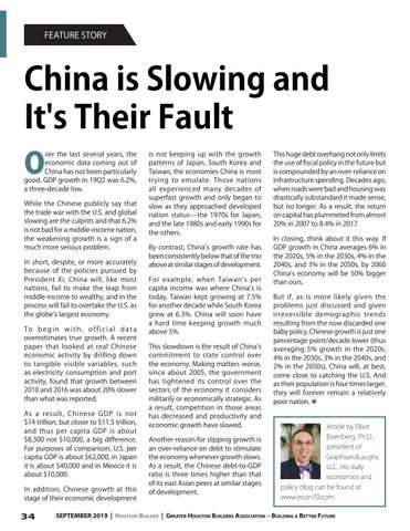 Page 34 of China is Slowing and it's Their Fault