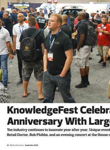 Page 12 of KnowledgeFest Dallas 2019: Celebrating 25 Years